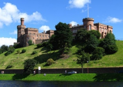 Замок Инвернесс (Inverness Castle), Инвернесс