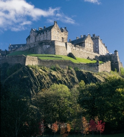 Эдинбургский замок (Edinburgh Castle), Эдинбург